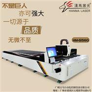 金属光纤激光机 通风工程镀锌板激光切割机