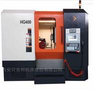 HG400西安贝吉姆数控蜗杆砂轮磨齿机