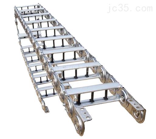 大型钢厂电缆用钢制拖链【质优价廉】产品图片