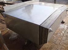 鋼制伸縮式機床防護罩