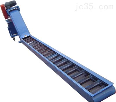 定制生产中国云南优质刮板式排屑机