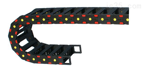 55系列塑料拖链