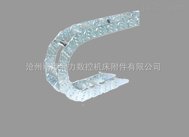 新研制钢制拖链