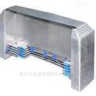 供應CK6140C數控車床伸縮導軌式鋼板防護罩