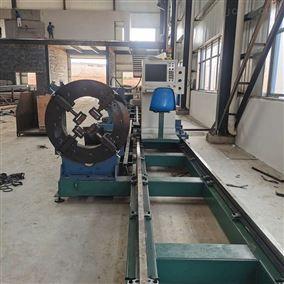 管材切割设备 凯斯锐相贯线切割机 八轴数控