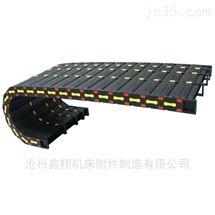 定制桥式塑料尼龙拖链厂
