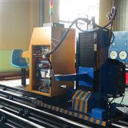 KR-XY5-800圆管切割机 切割管长12米 厚度大 效果好
