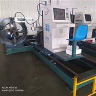 KR-XY5-800自动切割管材的机床价格 相贯线切割机 山东