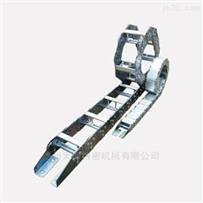 定做桥式穿线钢制拖链直销