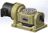 SRJ-180五轴加工转台 数控分度盘 防水回转工作台