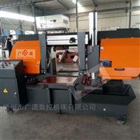 金属带锯床厂家-GB4240双立柱液压