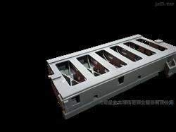 HT300/QT600出口日本機床床身、底座鑄件