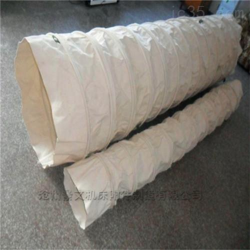 泊头加厚帆布耐磨水泥除尘布袋厂家