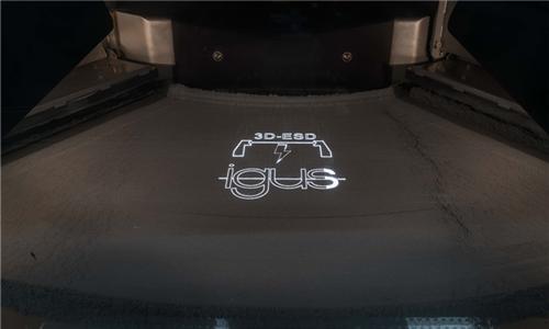 igus新型SLS材料:用于静电释放耐磨件的3D打印