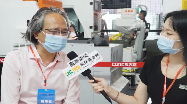 第21届中国国际装备展:宁波大正工业机器人引领智能热潮