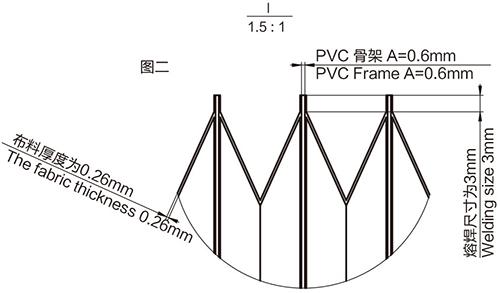 风琴式防护罩参数
