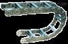 TL型钢铝拖链,TL型钢制拖链,钢铝拖链